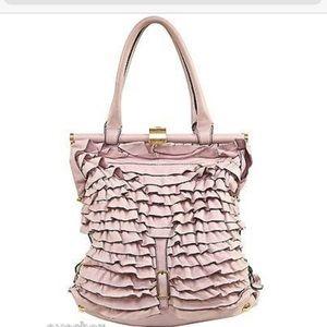 Valentino Allure ruffle bag